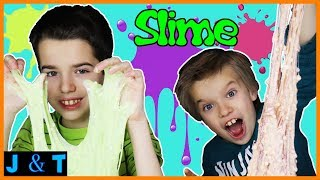 Finish My Slime / Jake and Ty