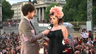 Harry Potter and the Deathly Hallows Part 2 Premiere Highlights