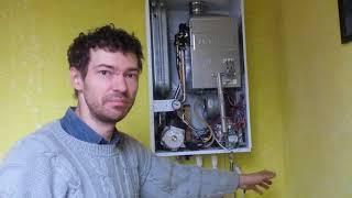 газовый котёл NAVIEN 24K обзор