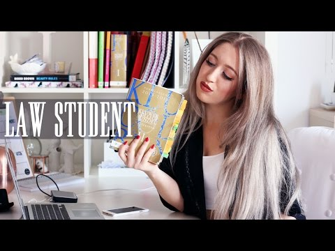 VLOG | THE LIFE OF A LAW STUDENT