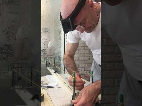 Изготовление тросов и  на арбалет.