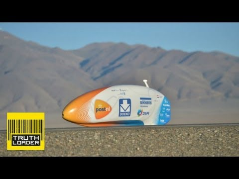 The world's fastest bicycle - 133.78kph - Truthloader Investigates