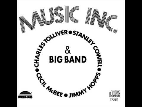 Music Inc. & Big Band - Abscretions