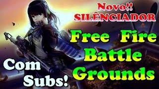 [🔵Live] Free Fire - Battlegrounds -  Bora tentar subir ou descer esse Rank pessoal!