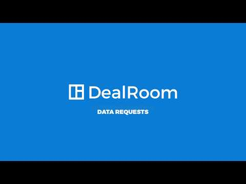Improving M&A process with DealRoom