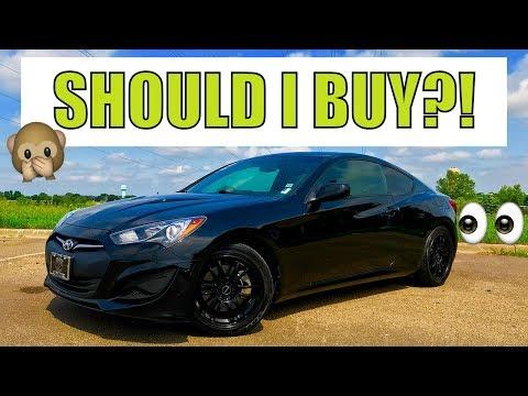 2013 Hyundai Genesis Coupe 2.0T Premium Review