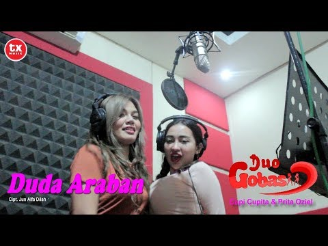 Cupi Cupita & Prita Oziel ( DUO GOBAS ) Take Vocal DUDA ARABAN