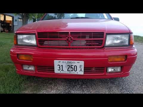 91 Dodge Spirit R/T For Sale!
