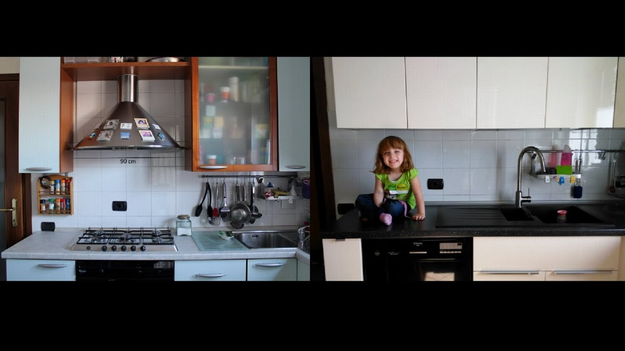 La Mia Cucina Nuova Youtube