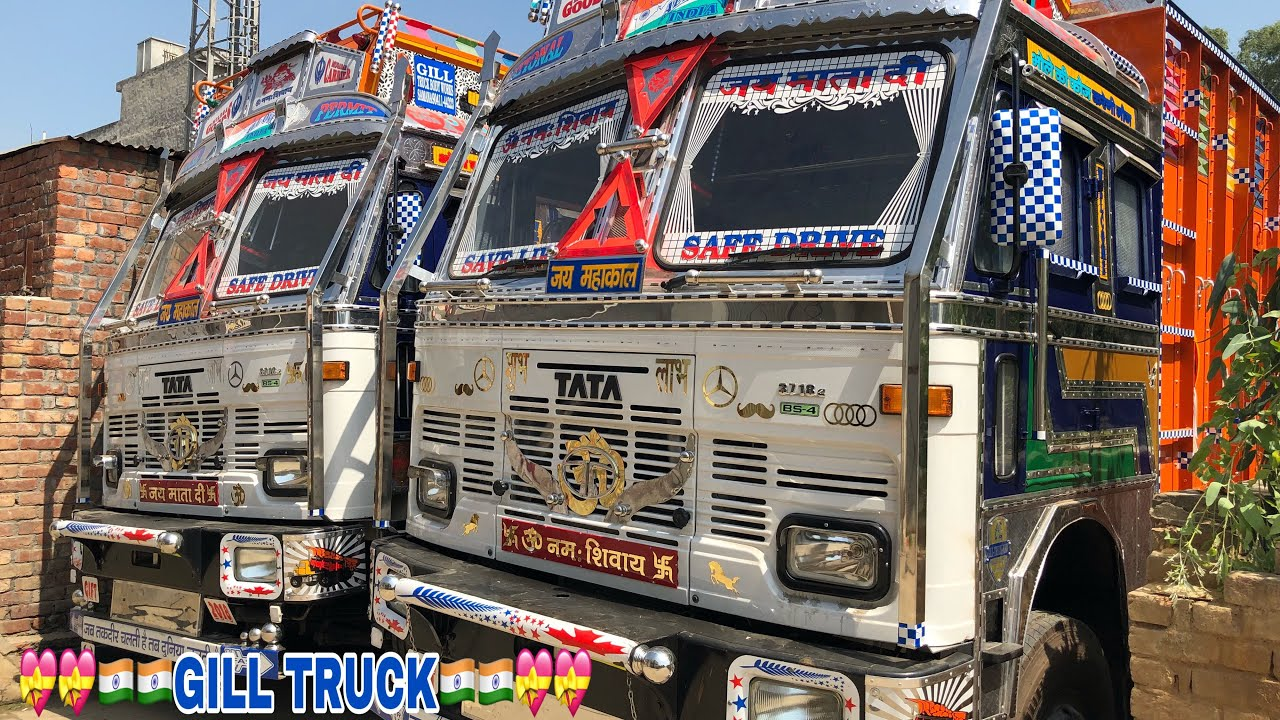 Tata TRUCKS 3718 on wheels  PATNA 👸 QUEEN BIHAR