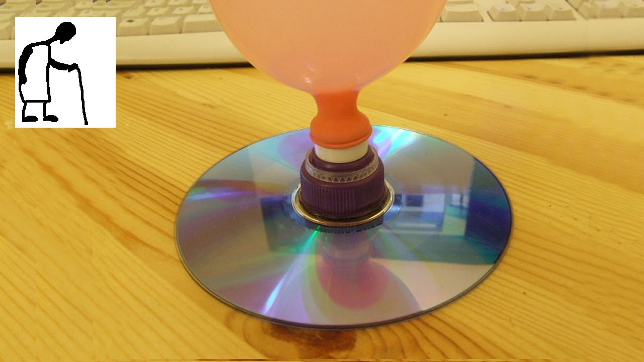 Cd Hovercraft Youtube