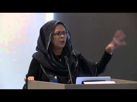 Men in Charge?:  Qur'an and Gender as a Category of Thought - Amina Wadud, PhD