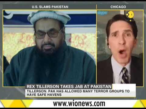 Rex Tillerson takes a jab at Pakistan