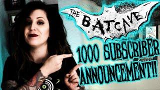 1000 Subscribers Episode Announcement!
