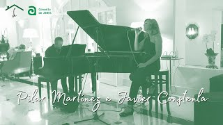 O Domingo á Tarde | #1 Pilar Martínez e Javier Constenla