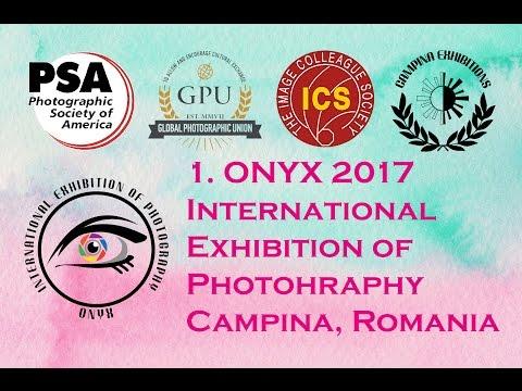 1. ONYX 2017 International Exhibition of Photography, Campina, Romania