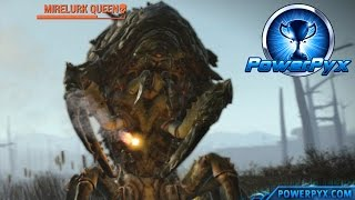Fallout 4 - 5 Giant Creature Locations ...The Harder They Fall Trophy Achievement Guide