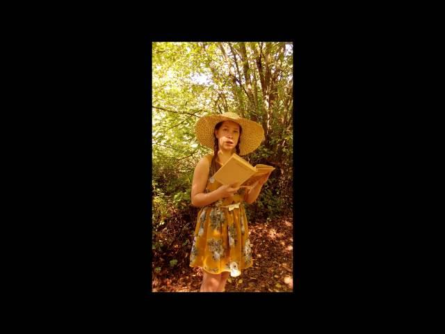 Изображение предпросмотра прочтения – АлесяКружилина читает произведение «Листопад (Осенняя поэма)» И.А.Бунина