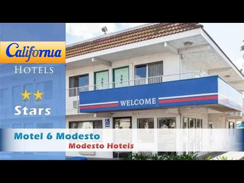 Motel 6 Modesto, Modesto Hotels - California