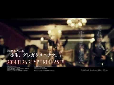 The 3rd Birthday 20141126 RELEASE小生ダレガタメニナクPVCMSpot