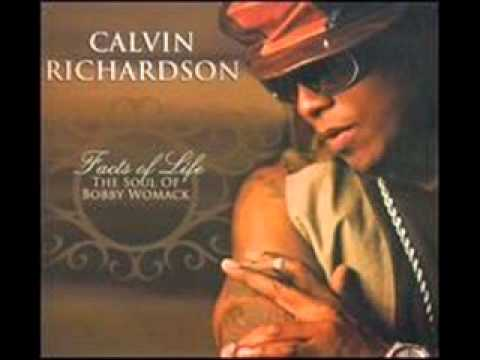 Calvin Richardson-He'll Be There When the Sun Goes Down .wmv
