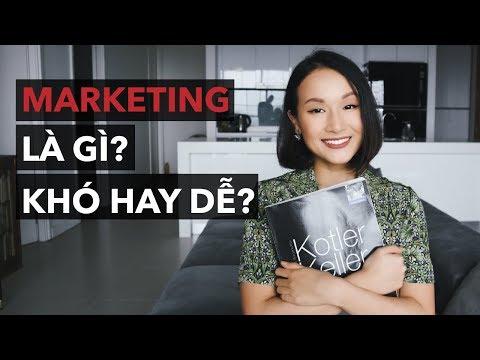 Marketing là gì, có khó không?