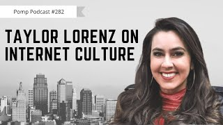 """This is an episode of the pomp podcast with host anthony """"pomp"""" pompliano and guest, taylor lorenz, a technology reporter at new york times covering inte..."""