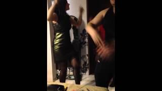 Танец на НГ под KreeD - Самая самая
