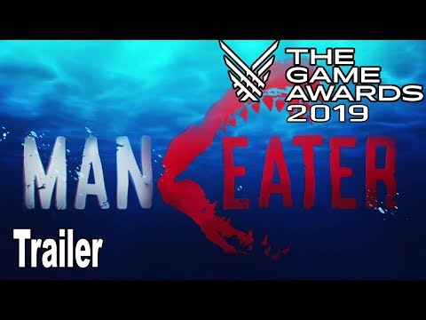 Maneater - The Game Awards 2019 Trailer [HD 1080P]