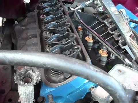 351W Head Gasket Repair (part 3)