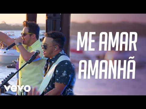 Matheus & Kauan - Me Amar Amanhã - Na Praia Ao Vivo