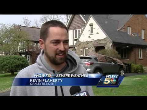 Wind storm causes heavy damage across Greater Cincinnati