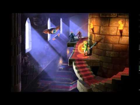 Zelda: A Link Betw. Worlds - Lorule Castle Ascent