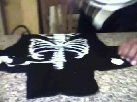 il vestito d halloween fatto da mio padre... - YouTube 2ffd6ec1e89b
