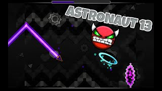 Astronaut 13 100% GAMEPLAY Online (Minesap) INSANE DEMON
