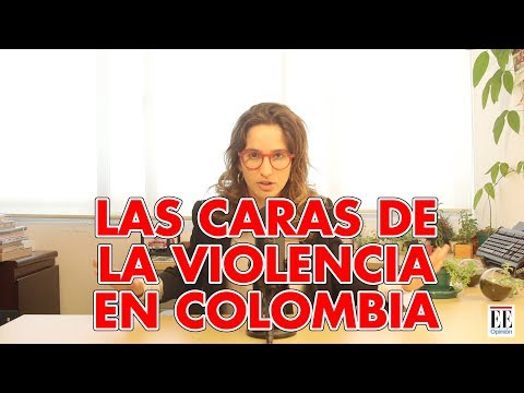 The Faces of Violence in Colombia - La Pulla
