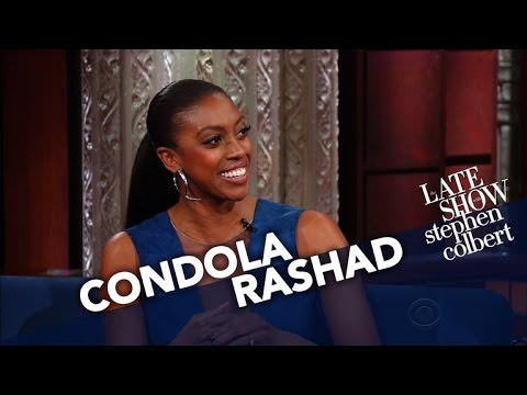 Condola Rashad's NFL Star Father Intimidated A Few Boyfriends