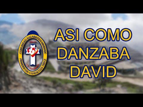ASI COMO DAVID DANZABA 1ra CORINTIOS 13 Huesito Kashka Producciones: