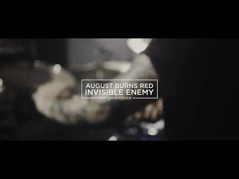 August Burns Red - Invisible Enemy - Drum...