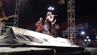 Hanin Dhiya Live Java Jazz 2019 konser musik Jiexpo kemayoran MP3