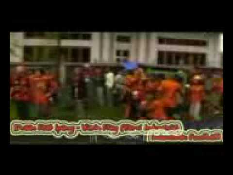 K_naan feat Ipang - Wavin Flag (Versi Indonesia) The Fact In Indonesia.flv