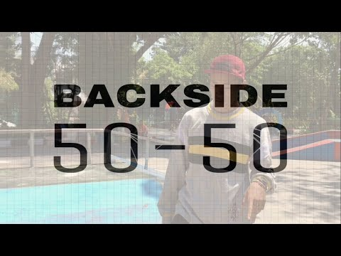 Trick And Tips - How to BS 50-50