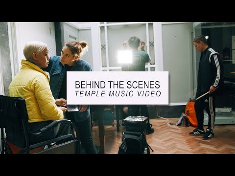 Tonight Alive - Temple (Behind The Scenes)