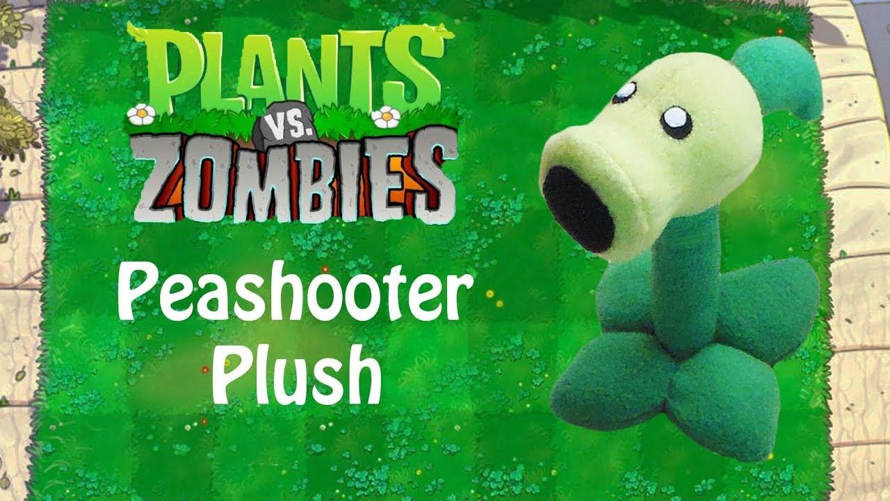 Plants vs Zombies: Peashooter Plush Tutorial