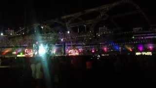EDC 2013 - Neon Garden Stage Feat. Sasha (Electric Daisy Carnival, Las Vegas)