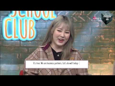 [FULL Eng Sub] 161018 After School Club Pentagon