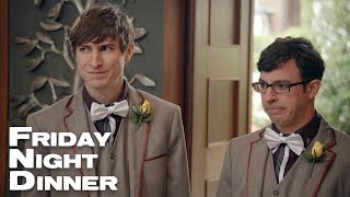 Adam & Jonny the Page Boys | Friday Night Dinner