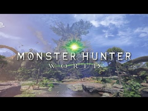 Heavy Bow Gun Training - Monster Hunter World (Stream VOD)