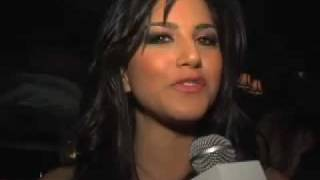 Sunny Leone & Lenora Claire at the VIVID Valentine's Day Party
