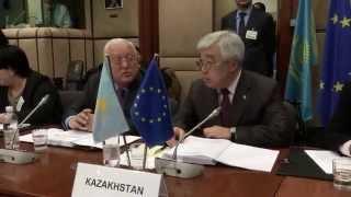 """03.03.15, Brussels, """"Kazakhstan - European Union"""" Cooperation Council"""